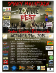 Smoky Mountain Zombie Fest 5K 2015