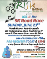 KID-U-NOT 5K ROAD RACE