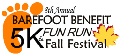 Annual Barefoot Benefit 5k