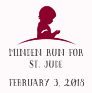 Minden Run for St. Jude