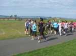 Sporty Diva's 5th Annual  1/2, 15k, 10k and 5k at Chambers Bay