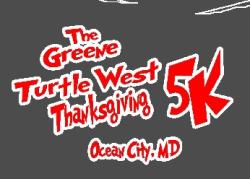 Greene Turtle West Turkey Trot 5K
