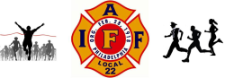 45th ANNUAL FIREFIGHTERS' MEMORIAL 5K RUN