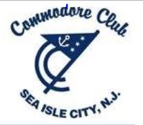 Commodore Club of Sea Isle City
