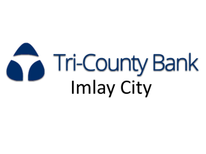 Tri-County Bank Imlay City