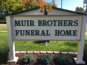 Muir Brothers Funeral Home