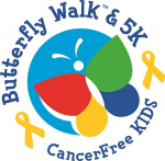 2016 Butterfly Walk and 10K/5K for CancerFree KIDS
