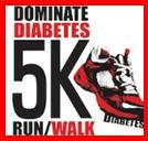 Dominate Diabetes 5k