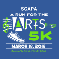 A Run for the Arts 5K