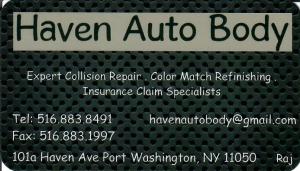 Haven Auto Body