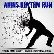 Akins Rhythm Run