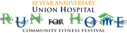 Union Hospital Run for Home Community Fitness Festival