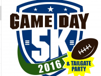 Game Day 5k & Tailgate Party