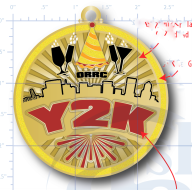 ORRC Virtual Y2K Run/Walk