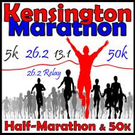 Kensington Marathon, Half-Marathon, 5k, 10k, & 50k