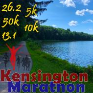 Kensington Marathon - Half-Marathon - 50k - 10k - 5k