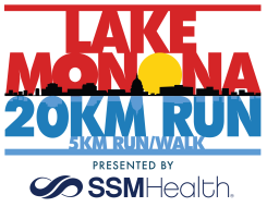 Lake Monona 20K and 5K  presented by SSM Health