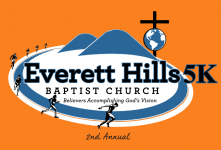 3rd Annual Everett Hills 5k - ALL Proceeds Benefit Operation Christmas Child