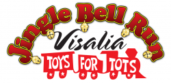 Visalia Jingle Bell Run for Toys for Tots