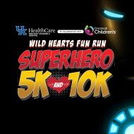 Wild Hearts Superhero 5K, 10K & Kids Super Sprint