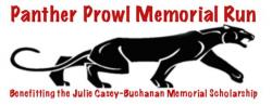 Panther Prowl Memorial Run
