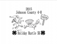 Johnson County 4-H Holiday Hustle 5k