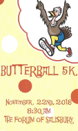 11th Annual Butterball 5K