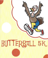 13th Annual Butterball 5K