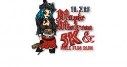 Saucony Creek's Maple Mistress 5k & Mile Fun Run