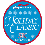 Playmakers Holiday Classic 5k Fun Run/Walk