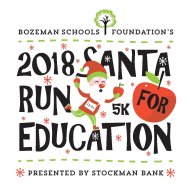 Santa Run for Education 5K Run and 2Mi Walk