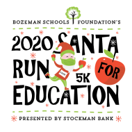 Santa Run for Education 5K Run and 5K Virtual Run