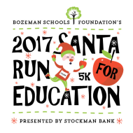 Santa Run for Education 5K
