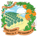 Orange Blossom Half Marathon and 5K