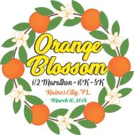 Orange Blossom Half Marathon and 5K