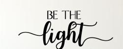 Be the LIGHT 5K 2019