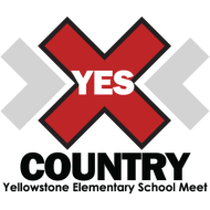 Yellowstone Elementary School Cross Country Meet