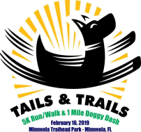 Tails N Trails 5K & 1 Mile Doggie Dash