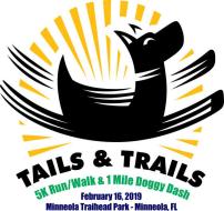 Tails N Trails 5K & 1 Mile Doggie Dash