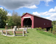 Zumbrota Covered Bridge 5K, 10K & Half Marathon.