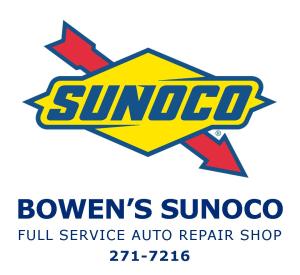 Bowen's Sunoco