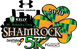 2020 Under Armour KELLY St. Patrick's Day Shamrock 5K