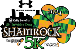 2021 Under Armour Kelly Benefits St. Patrick's Day Shamrock 5K