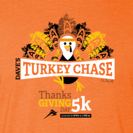 Dave's Turkey Chase 5k Run/Walk