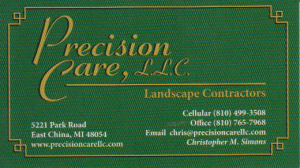 Precision Care LLC