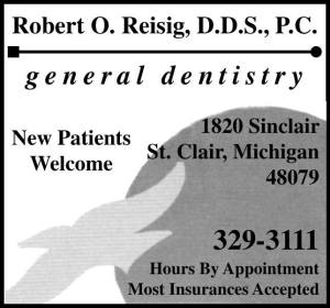 Dr. Robert Reisig, DDA