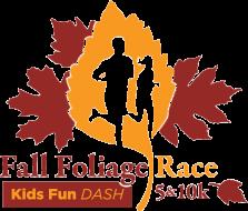 Fall Foliage 10K Run, 5K Race/Fun Walk and Kids Dash