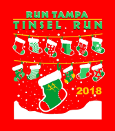 Run Tampa Tinsel Run 5K, 1 Mile Fun Run & Virtual Run!