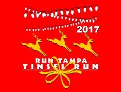 Run Tampa Tinsel Run 5K, Virtual 5K & 1 Mile Fun Run!