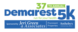 Demarest 5K- 37th Annual